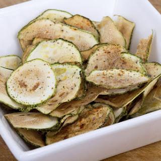 Jorge Cruise's BBQ Zucchini Chips
