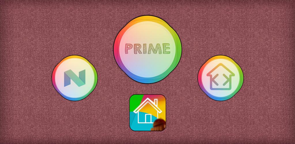 Prime Key for Nougat Launcher& O Launcher &KitKat 0 Apk