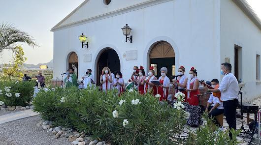 Pulpí celebra la Misa en Honor a Nuestra Señora la Virgen del Carmen