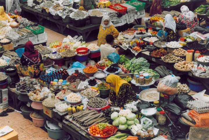 Donne al mercato di lallo78