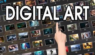 Digital Art - screenshot thumbnail 01