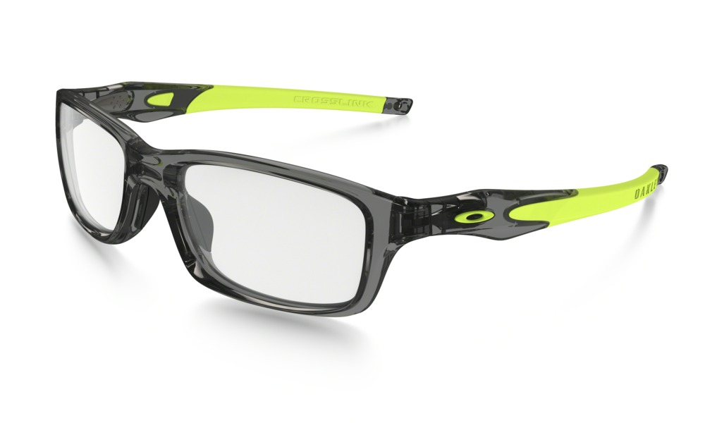 Oakley Crosslink - GRAY SMOKE / DEMO