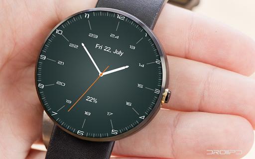 HD Watch Face - Dip Elegant