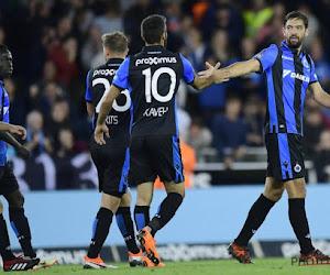 Le Club de Bruges accepte une sanction pour l'un de ses joueurs