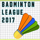 Badminton League 2017 v 1.1 app icon