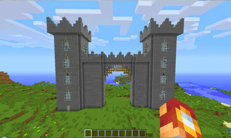 Castle Ideas MCPE Mod  Android Apps on Google Play