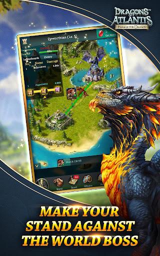 Dragons of Atlantis  screenshots 5