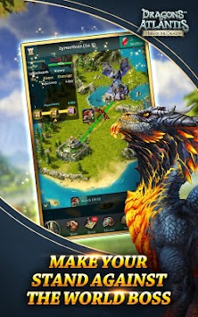 Dragons Of Atlantis APK screenshot thumbnail 5