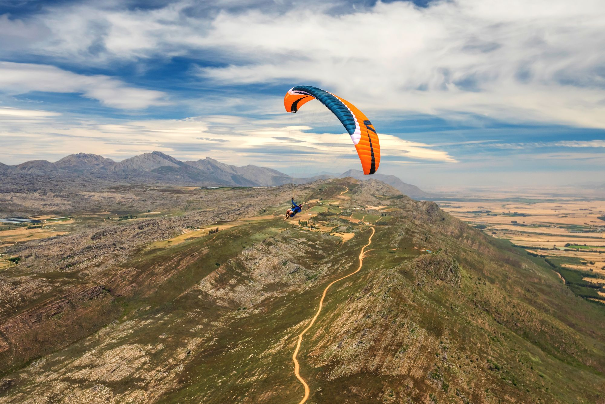 SkyWalk Mescal 5  available at FlySpain Paragliding shop