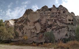 Еще один пещерный город