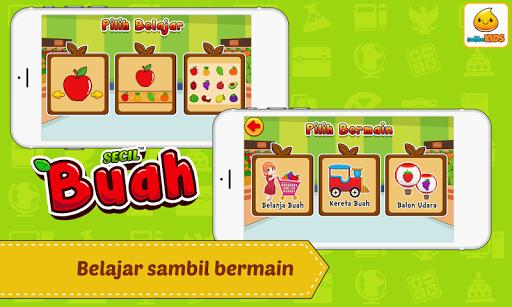 Belajar Buah + Suara  screenshots 12