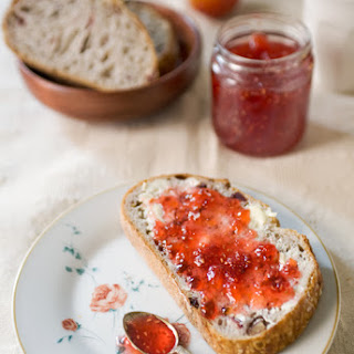 Raspberry and Plum Jam