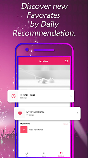 free music player for youtube hi music