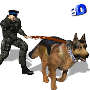 Police Dog Crime City Chase for PC and MAC