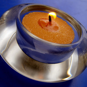 Candle on Blue.jpg