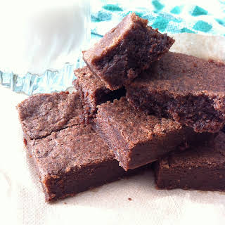Old Fashioned Fudgy Brownies.
