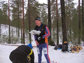 Photo: Юра после финиша