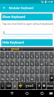 Modular Keyboard (Shree-Lipi)- screenshot thumbnail