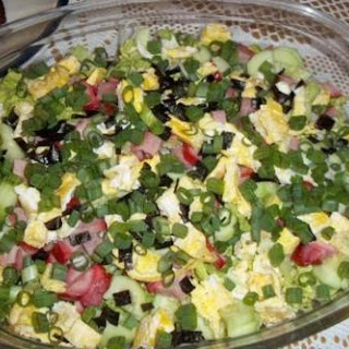Japanese Somen Salad