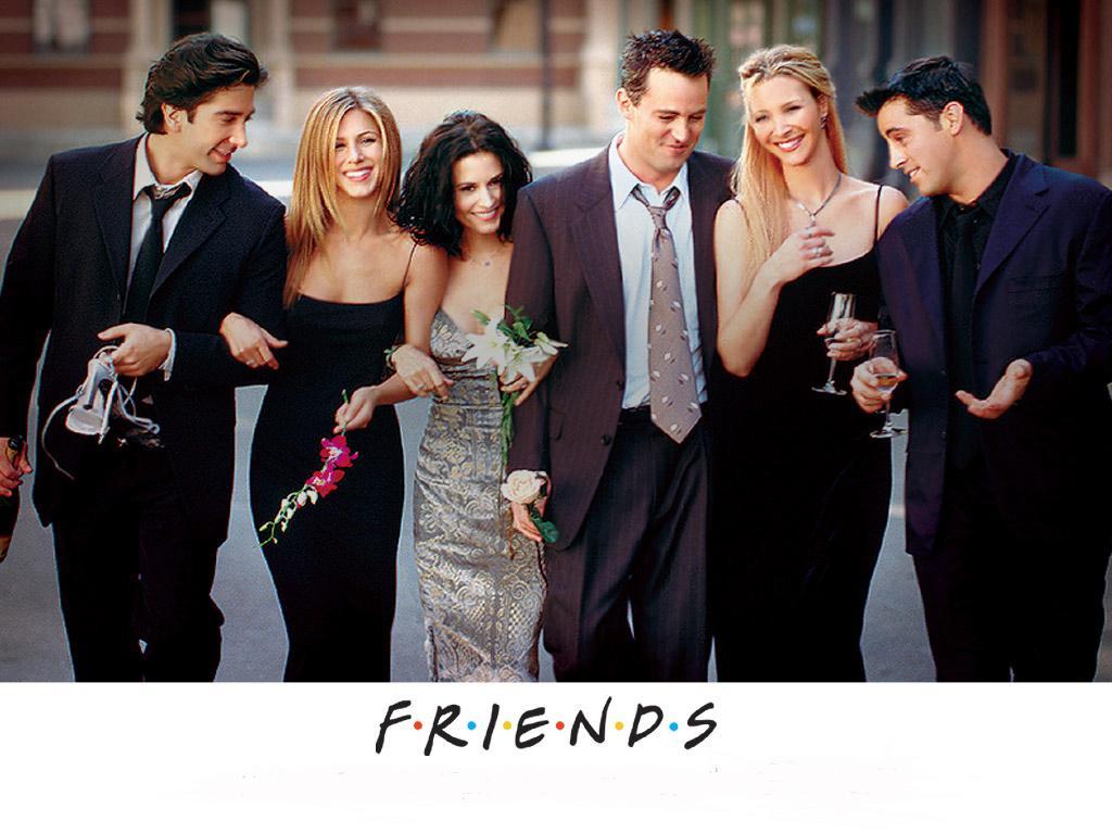 Protagonistas Friends