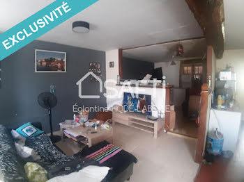 maison à Montierchaume (36)
