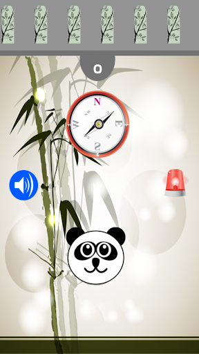 Panda Flashlight