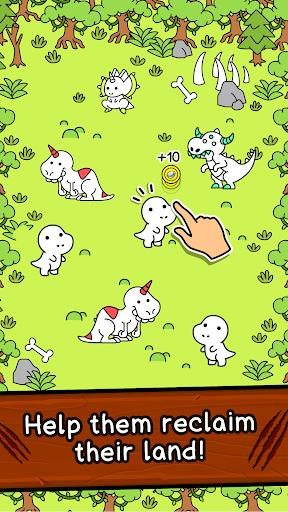 Dino Evolution - Clicker Game screenshots 2