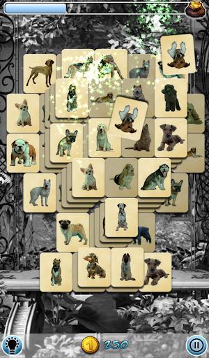 Hidden Mahjong: Let Dogs Out