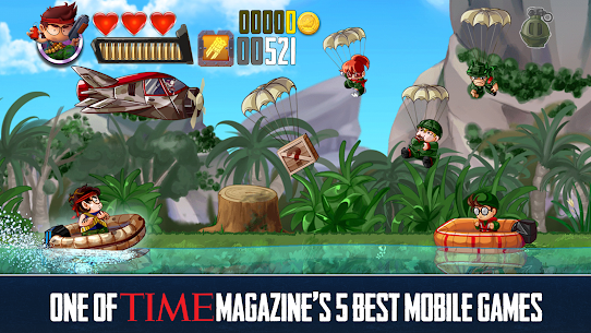 Ramboat – Jumping Shooter Game MOD Apk 3.13.11 1
