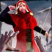 Archer vs Zombies: Dungeon Archer Run in Castle