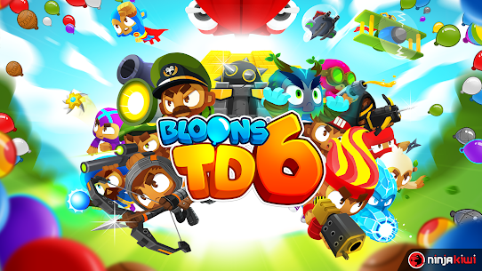 Bloons TD 6 MOD (Unlock All Heros/Skins/Towers/Maps/Upgrade) 5