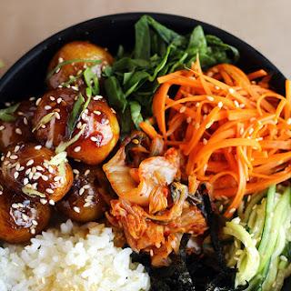 Korean Potato Bowl (Al Gamja Jorim)