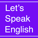 Speak English icon