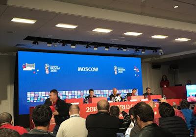 Ces personnalités auraient été les cibles du comité d'organisation de la Coupe du Monde 2018