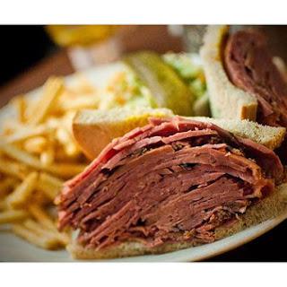 Rueben Sandwiches
