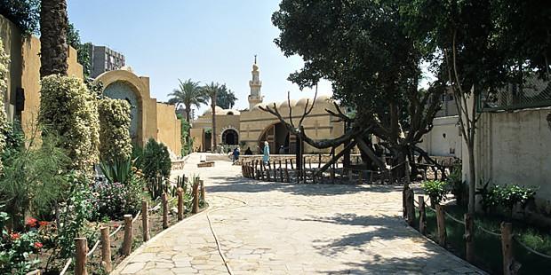 Lộ trình đi lưu đày của Gia Đình Thánh ở Ai-cập trở thành khu Di sản Thế giới