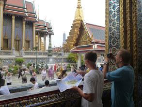 Photo: Celý komplex je jednou z největších aktrakcí v Bangkoku nejen pro zahraniční turisty ...