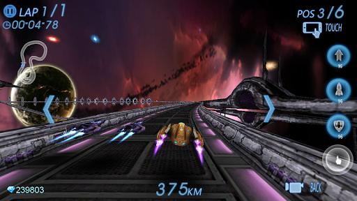 Space Racing 3D - Star Race  screenshots 15