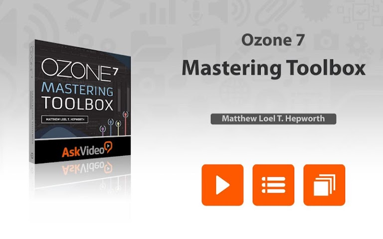 android Mastering Toolbox for Ozone 7 Screenshot 0