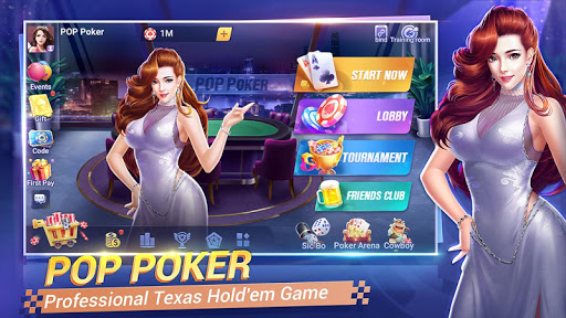 POP Poker u2014 Texas Holdem game online apkdebit screenshots 6