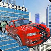 Smash Car Hit - Impossible Stunt