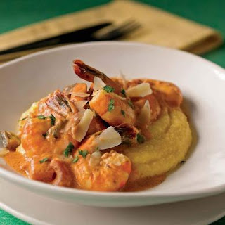 Shrimp 'n' Grits.