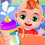 Baby Care And Dress Up: Babysitter Games