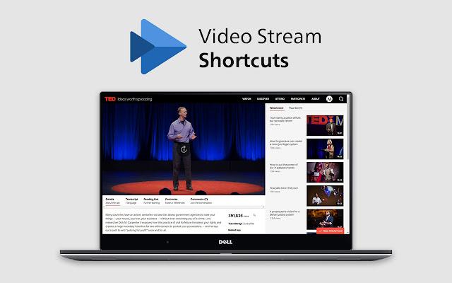 Video Stream Shortcuts
