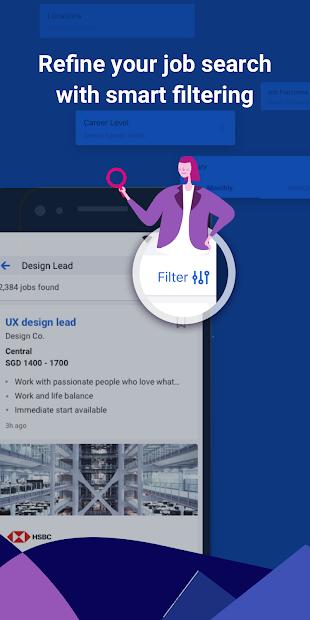 JobStreet: Build Your Dream Career screenshot 2