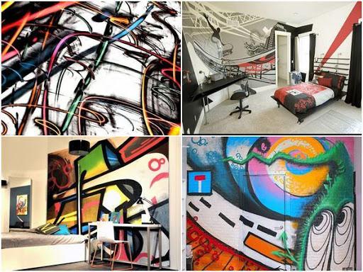 Cool Graffiti Design Ideas