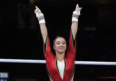 Goed nieuws voor Nina Derwael: EK artistieke gymnastiek heeft een nieuwe datum gevonden