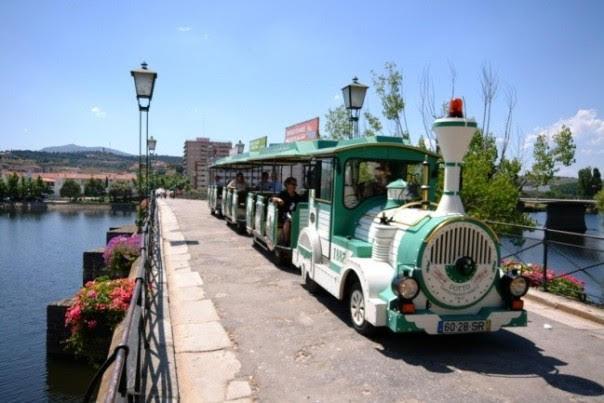 Comboio Turístico de Mirandela