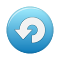 Blue SyncRoid Trial Edition icon