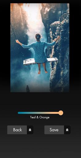 Orange Teal 1.2.2 screenshots 2